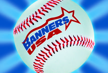 2013 Baseball Banners from Banners USA / Great creations by our awesome customers!