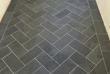 tile floor design's