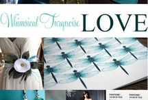Turquoise wedding? / by Florence Gines