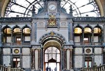 Buxelles // Antwerp // Bruges