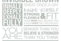 Motivation & Inspiration ♥