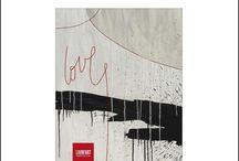 """""""LISTEN TO YOUR HEART"""" / Mostra personale presso il """"Temporary (Livin') Art di Via della Cervia, 21 Lucca"""
