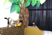Preschool - Classroom Decor & Organization