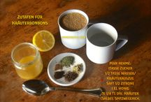 Rezepte mit Kräutern / recipes with herbs