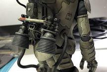 Robotika Scifi
