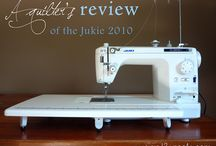 Sewing Machine Reviews / by Beth Talmage