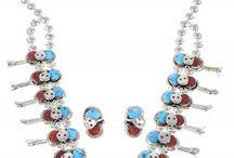 Turquoise Statement Jewelry