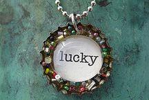 DIY Necklaces / by Diana Rabanal Dingeldein