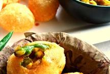 Indian street food / Indian street food