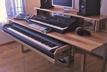 Design: Music Studio