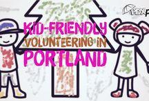 Portland Volunteering / Family-friendly volunteer opportunities