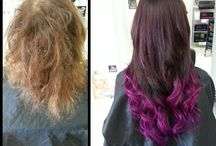 Hair clr