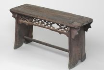 15th Century Forniture