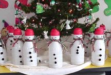 Christmas/Winter Crafts / by Marla Lagoski
