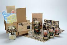 Branding food packaging services Helsinki / Branding Food and Packaging works