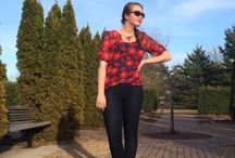 {What I wore} / by Claire Bowman