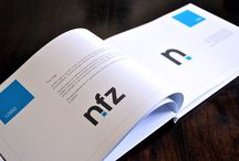 NFZ Brand Design & Development / We developed the NFZ brand and executed to all elements including environmental design and created and built the digital presence.
