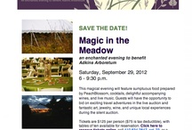 Events / Check for updates of Events @ www.adkinsarboretum.org / by Adkins Arboretum