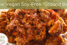 Vegan/Soy Free Meat Alternatives