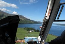 Scotland from the air / Here are some fantastic pictures taken by the crew of Scotland's charity Air Ambulance
