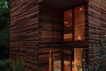 Architecture Exterieur Bois
