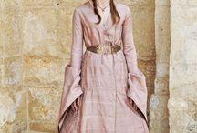 Sansa Pink Dresses
