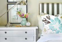 Bedroom / Bedroom style. Bedroom decor. Master bedroom.