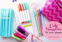 Out The Lines / Stationary and All Things Pretty