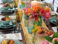 Wedding Table Settings / by Edith Elle Photography