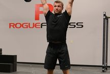 Strongman / by Rogue Fitness