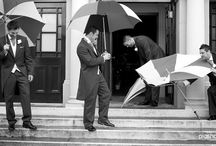 Rainy Weddings / Rainy Weddings, Cornwall & Devon wedding photography
