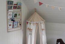 Rooms for Otis, Maisie and Alfie