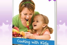 Cooking with your children / Simple Recipes