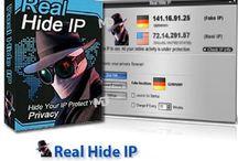 Change, Hide IP and VPN Software