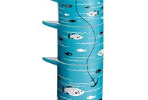 Nautical - Kitsch'n Glam bakeware / Kitsch'n Glam Whale bakeware