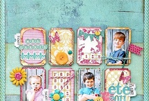 Scrapbooking - Inspiration / by Annelie Tiger