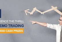 Demo Trading / Experience the thrill of trading forex risk-free with FXPRIMUS