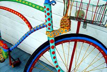 Get on your bike! / Inspiration for a sponsored cycle ride!