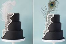 "Incredible Wedding Cakes / A collection of our favorite wedding cakes!  From the beautiful to the ""Far Out"".  Find your Wedding cake inspiration here! / by The Daily Meal"