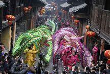 CHINO: La cultura / Todo sobre la cultura china.