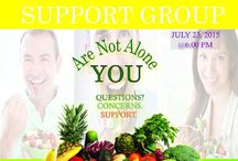 Vegetarian and Healthy Eating Support Group / Learn about healthy eating, vegetarian/vegan food preparation, swap recipes and sample delicious snacks.