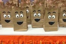 Scooby Doo Theme Birthday Party