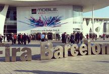 Barcelone, MWC 2015 / Barcelone, Mobile World Congress 2015 Du lundi 2 au jeudi 5 mars 2015, ALCATEL ONETOUCH est à Barcelone pour le #MWC2015 placé sous le signe de l'innovation. / by ALCATEL ONETOUCH FRANCE