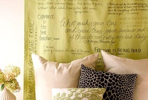 Home Decor / by Brooke Doughan