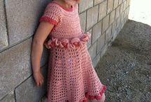 girl crochet