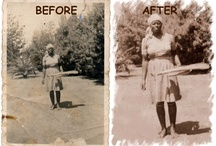 Restored old Photographs