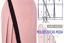 moldes e modelos