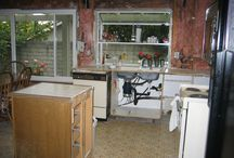 Kitchen Remodel - before and afters