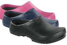 Birkenstock Chef Shoes / Here are the professional Birkenstock Birkis ideal for Chefs and Cooks in the kitchen...
