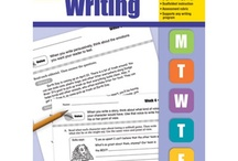 Reading and Writing Lessons / by Ami Caldwell